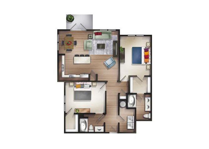Avalon Floor Plan 5