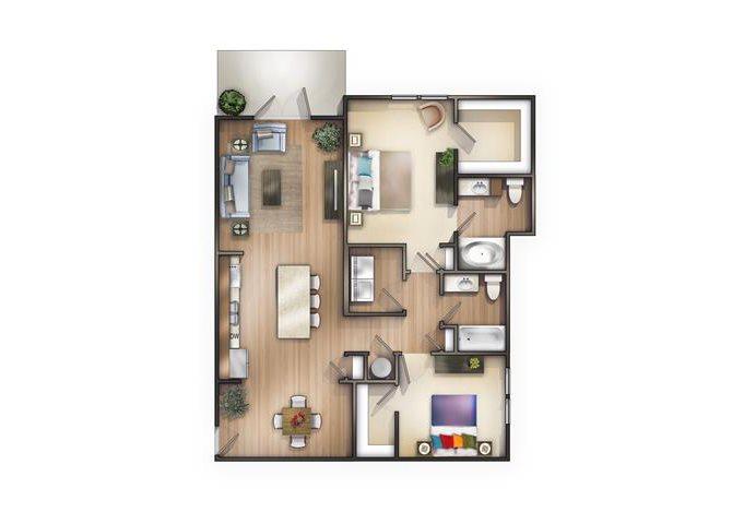 Elkwood Floor Plan 6