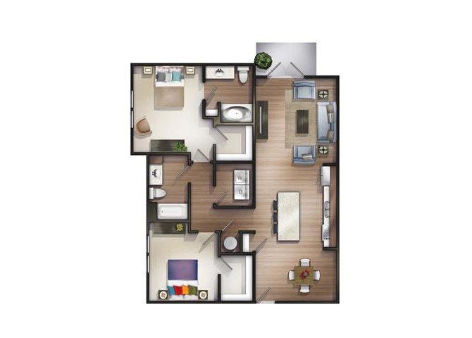 Winchester Floor Plan 4
