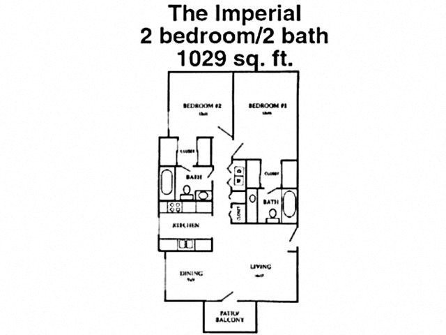 The Imperial Floor Plan 5