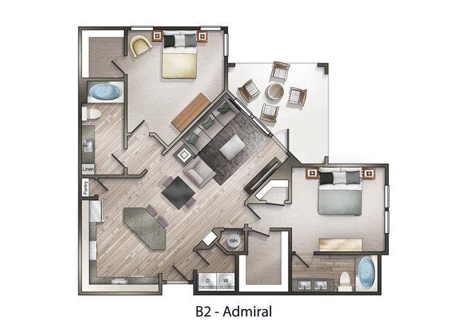 Admiral Floor Plan 6