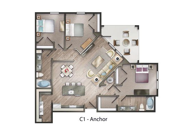 Anchor Floor Plan 10