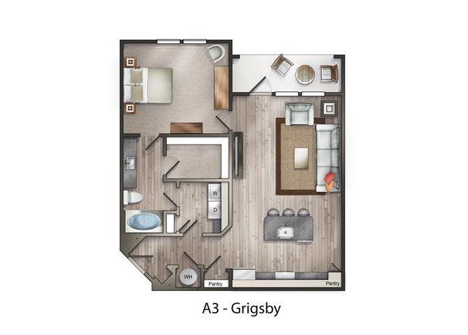 Grigsby Floor Plan 3