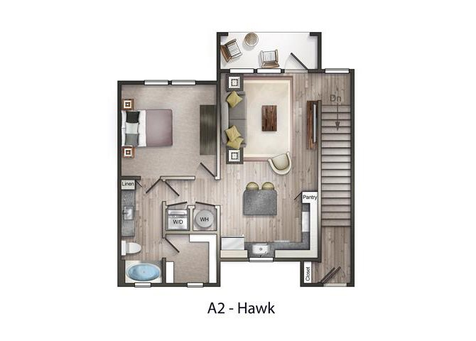 Hawk Floor Plan 2