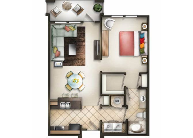 Artisan Floor Plan 1