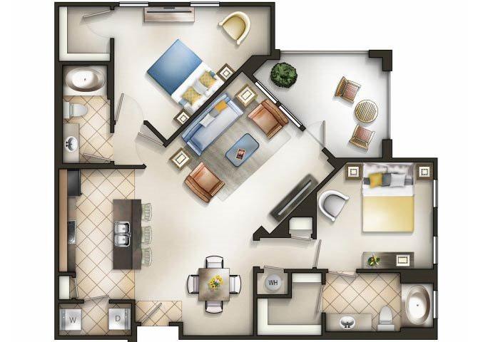 Montage Floor Plan 3