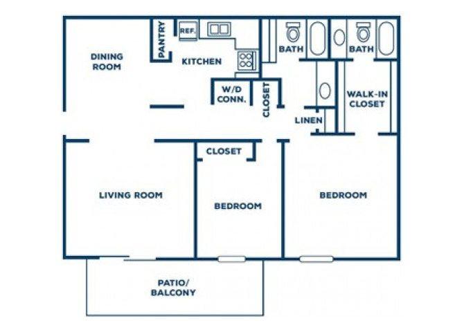 The Birch Floor Plan 7