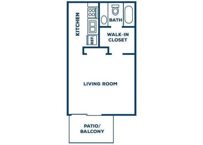 The Elm Floor Plan 1