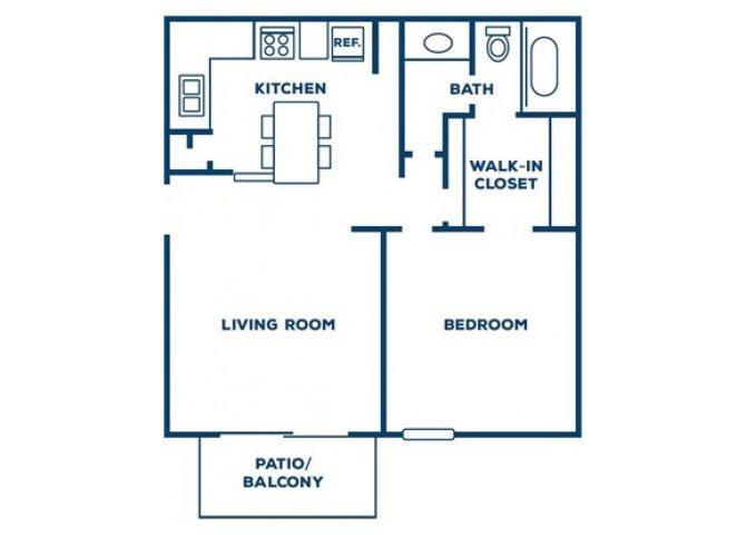 The Laurel Floor Plan 2