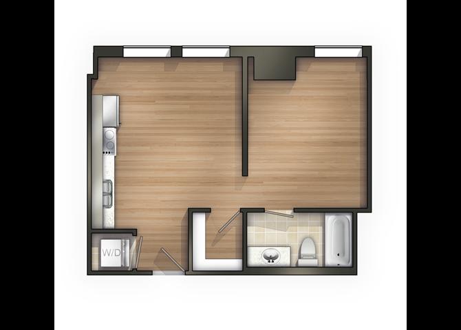 THE BALUSTRADE Floor Plan 7