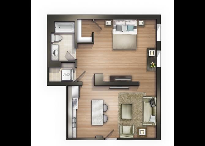 THE CONYERS Floor Plan 14