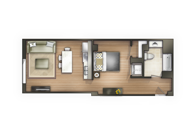 THE LAFAYE Floor Plan 11