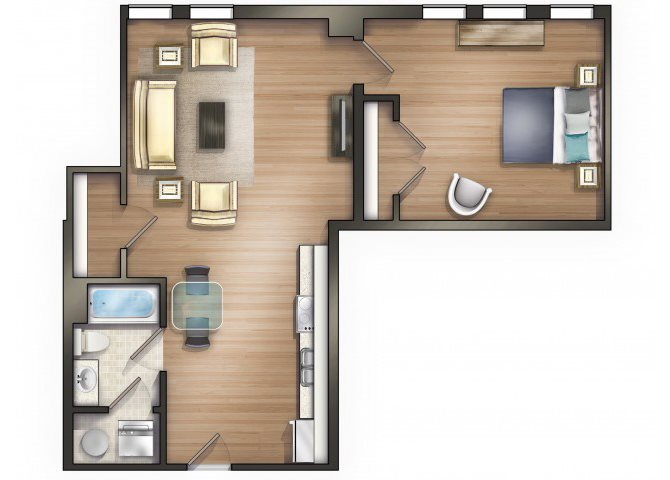 Robert Floor Plan 4