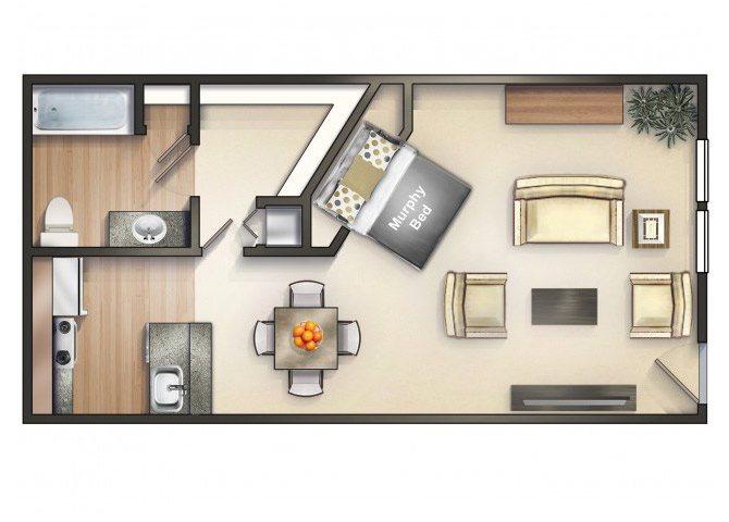 ASTER Floor Plan 2