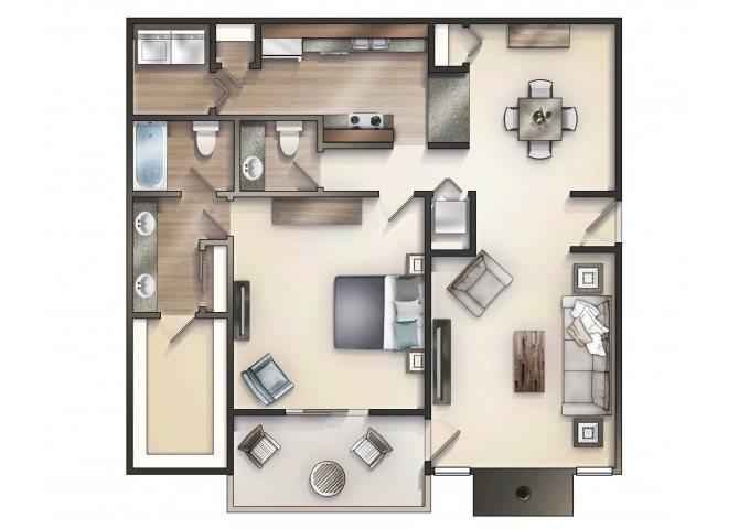 EMPRESS Floor Plan 5