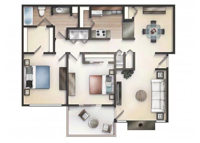 HIBISCUS Floor Plan 8