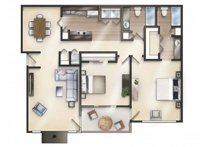 JASMINE Floor Plan 11