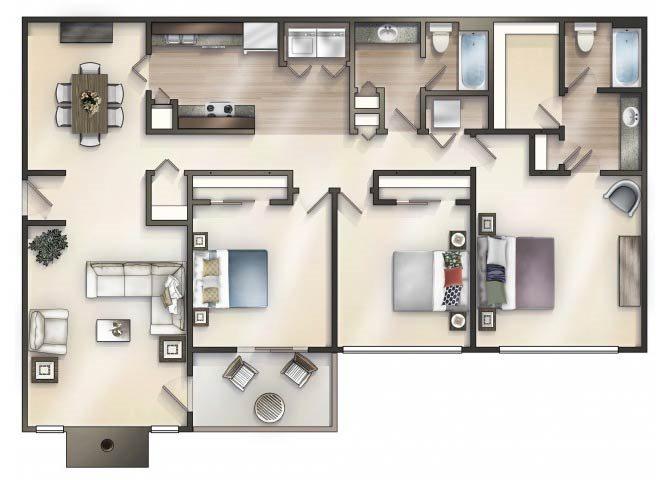 ROSE Floor Plan 15