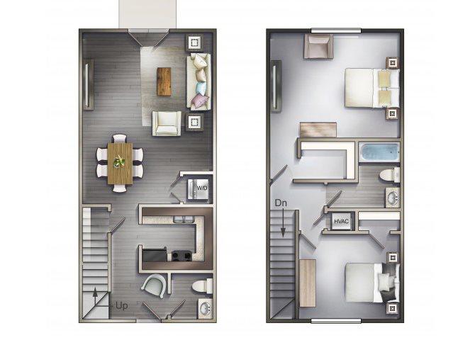 THE LIGHTHOUSE Floor Plan 2