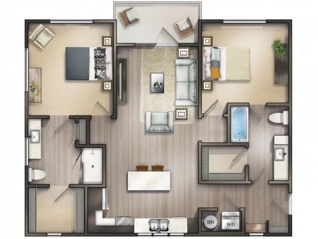 Farmington Floor Plan 5