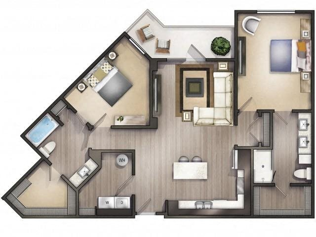 Long Leaf Floor Plan 6
