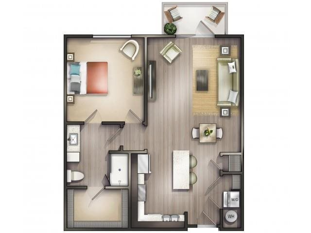 Natchez Trace Floor Plan 3