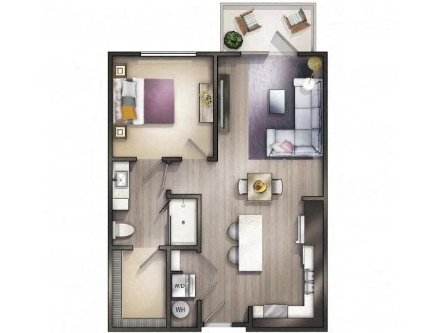 Yoholo Floor Plan 2