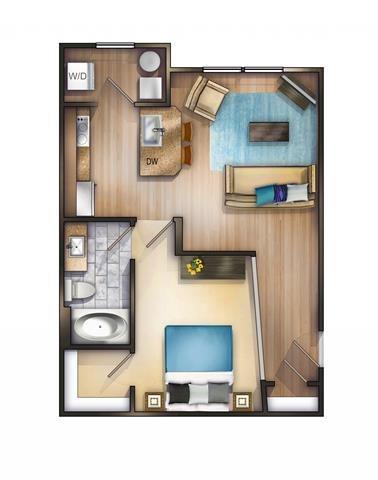 Avanti Floor Plan 1
