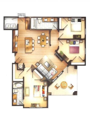 Burley Floor Plan 13