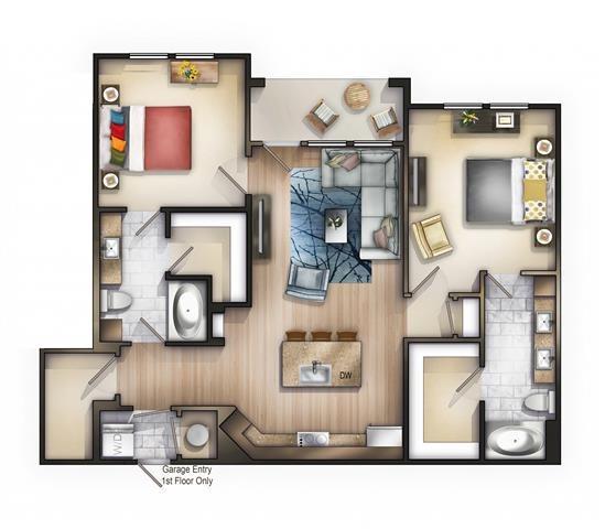 Flyer Floor Plan 9