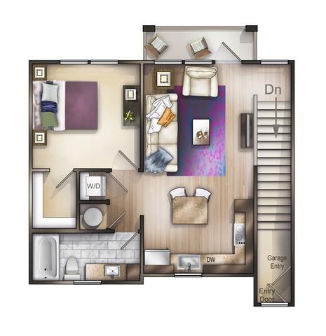 Kogswell Floor Plan 4