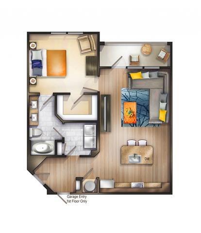 Peugot Floor Plan 6