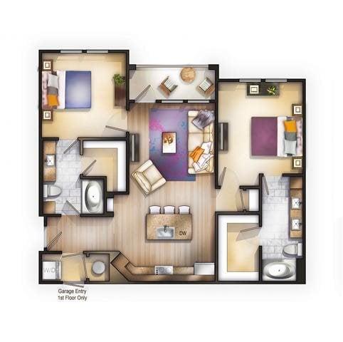 Sole Floor Plan 8