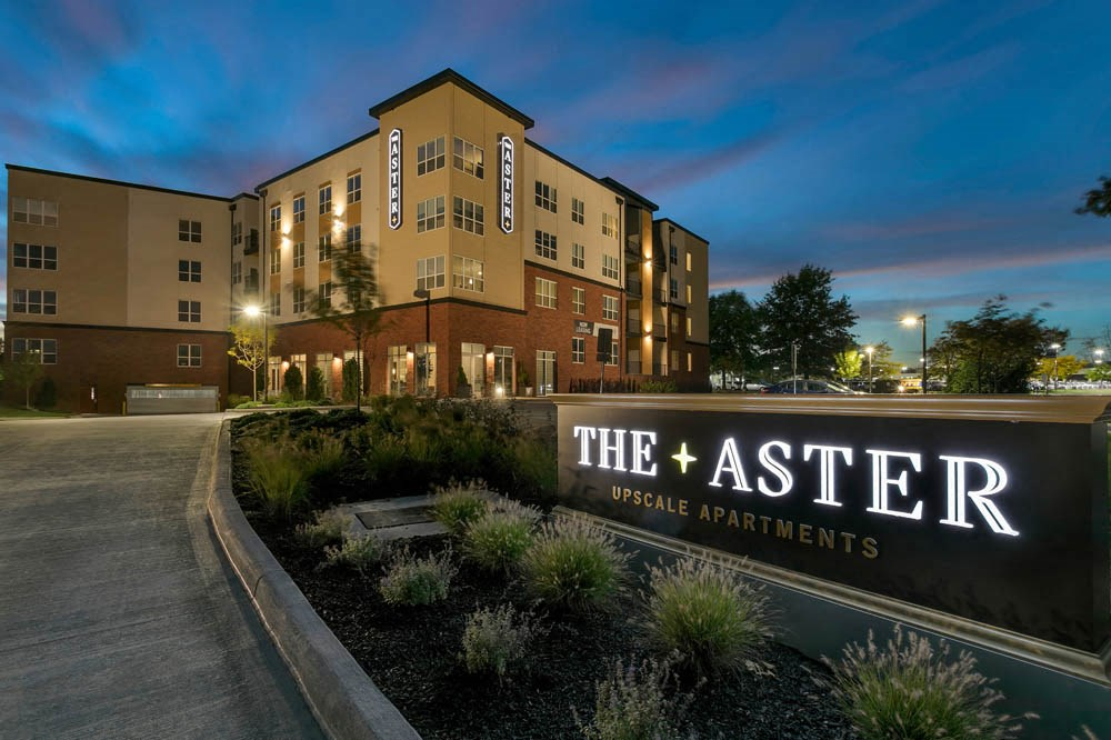 Welcome to The Aster