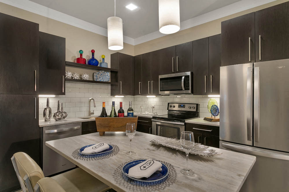 Kitchen interiorby The Aster