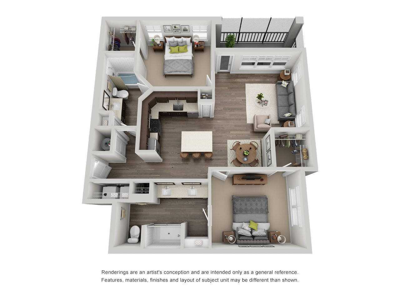 Beacon Floor Plan 3