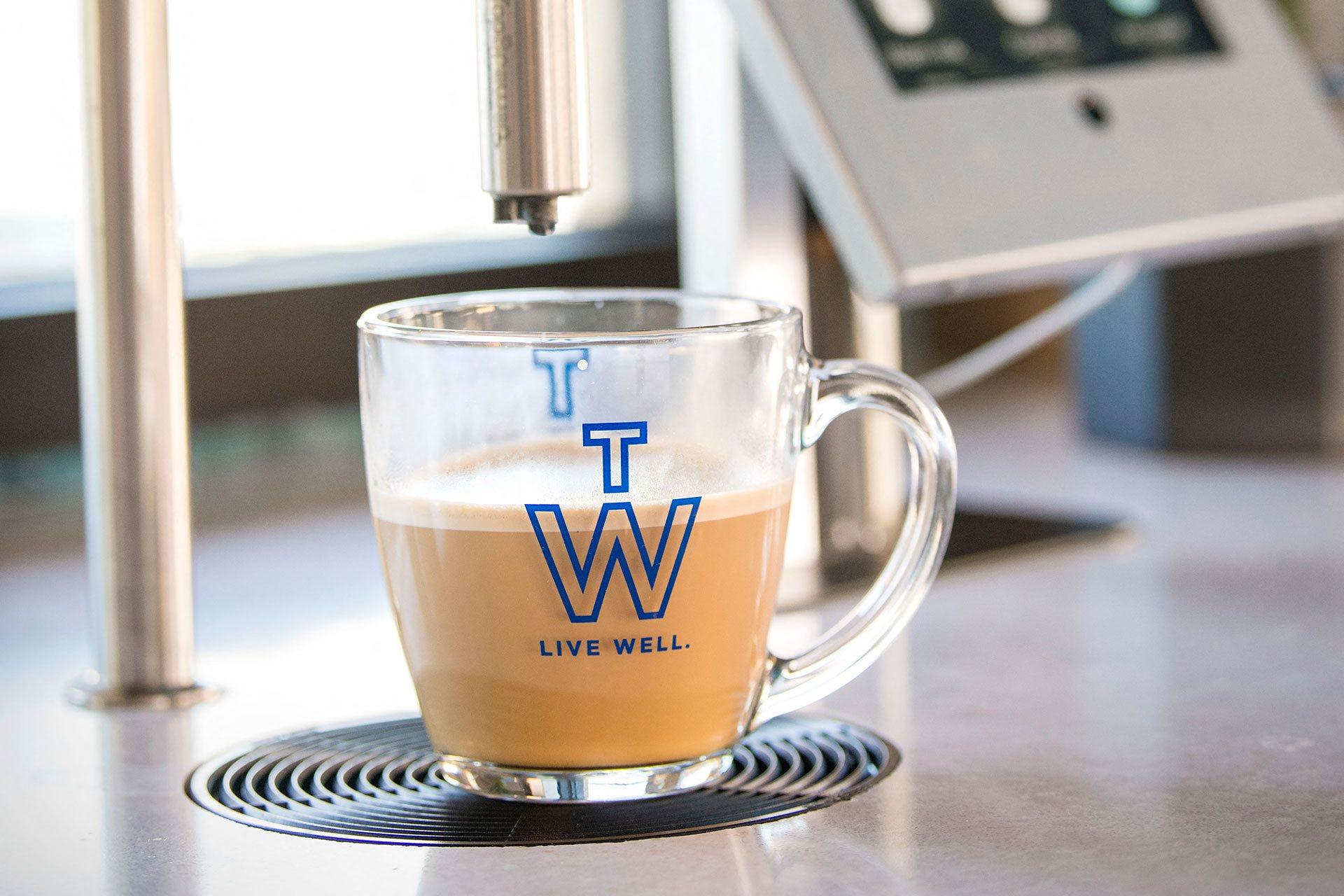 App Powered Espresso Machine
