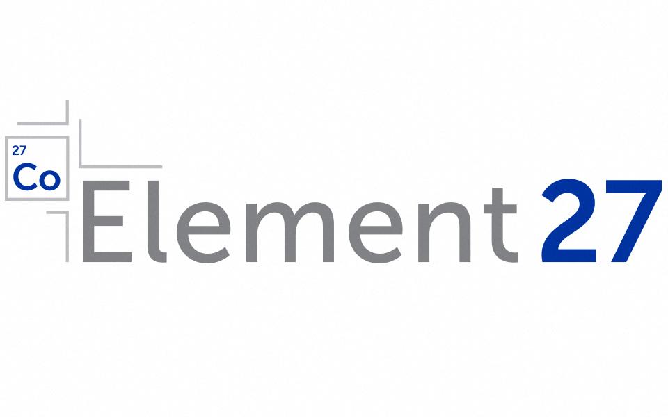 Element 27 logo