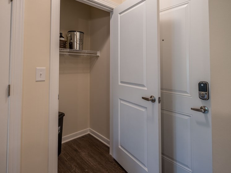 Large Closets at Abberly CenterPointe Apartment Homes by HHHunt, Midlothian, VA, 23114