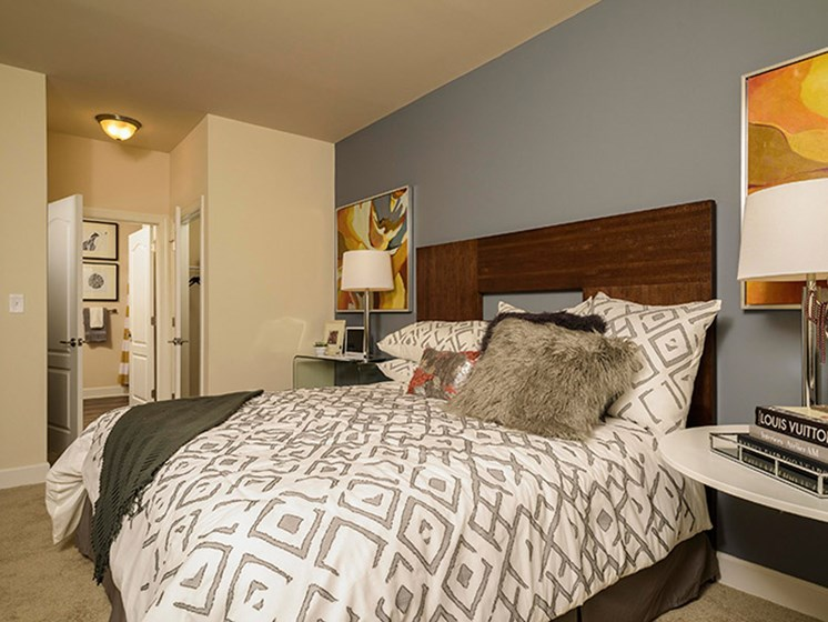 Gorgeous Bedroom at Abberly CenterPointe Apartment Homes, Midlothian, VA