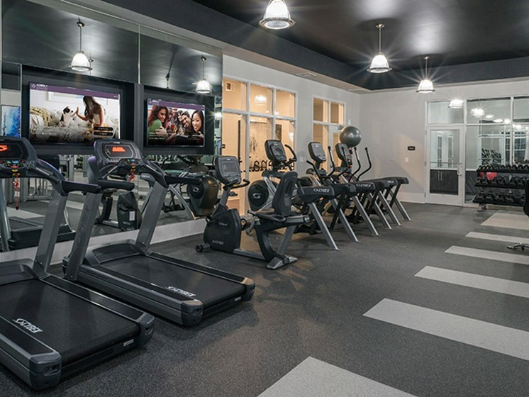 Adrenaline Cardio and Strength Studio at Abberly CenterPointe Apartment Homes, Virginia, 23114