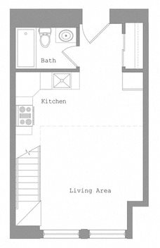 3 Bed - Lower Level