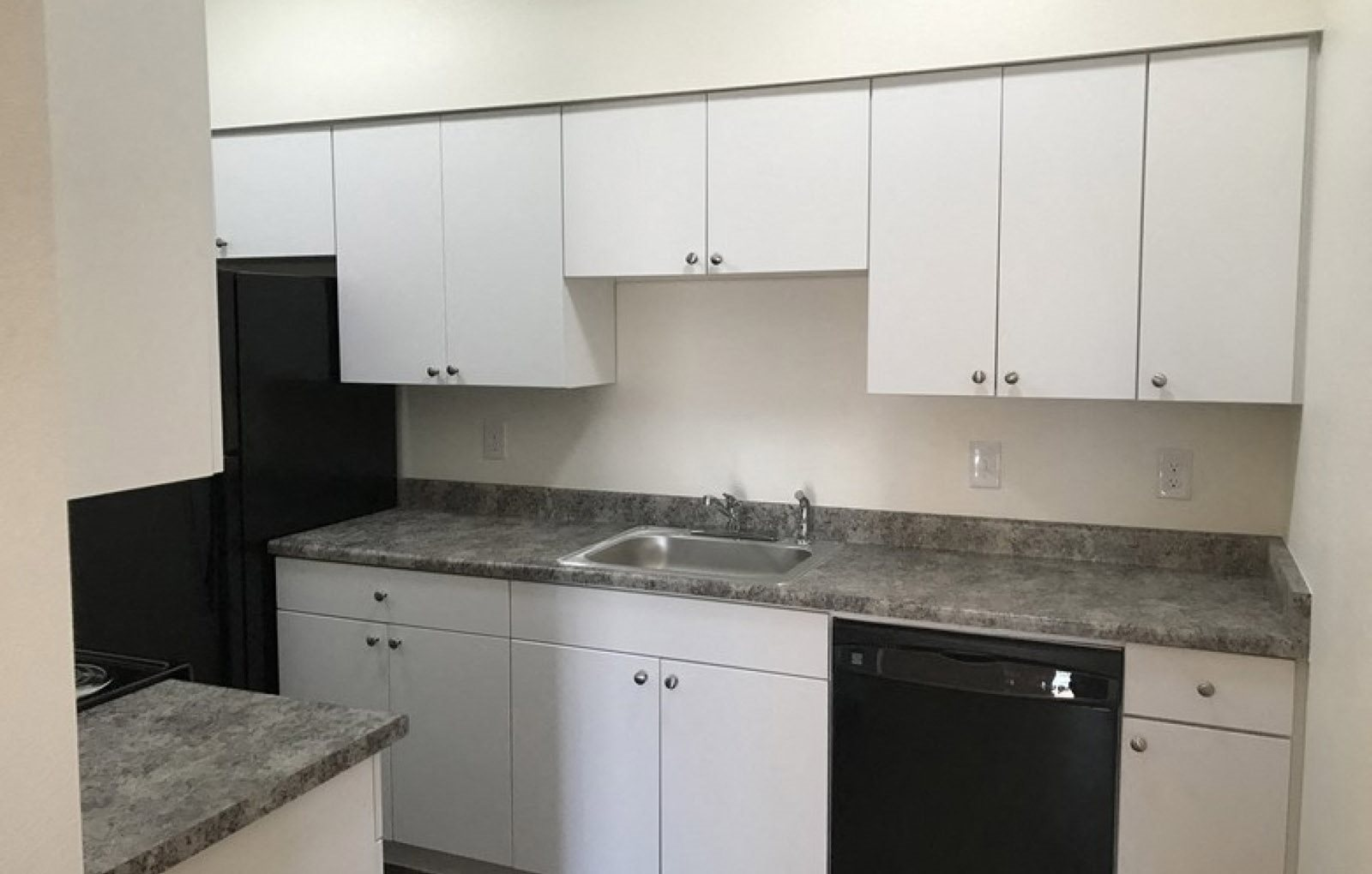 kitchen at Alta Vista Village Apartments in Phoenix AZ