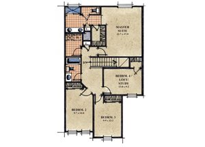 Signature Loft Townhome-Now Accepting Reservations floor plan.