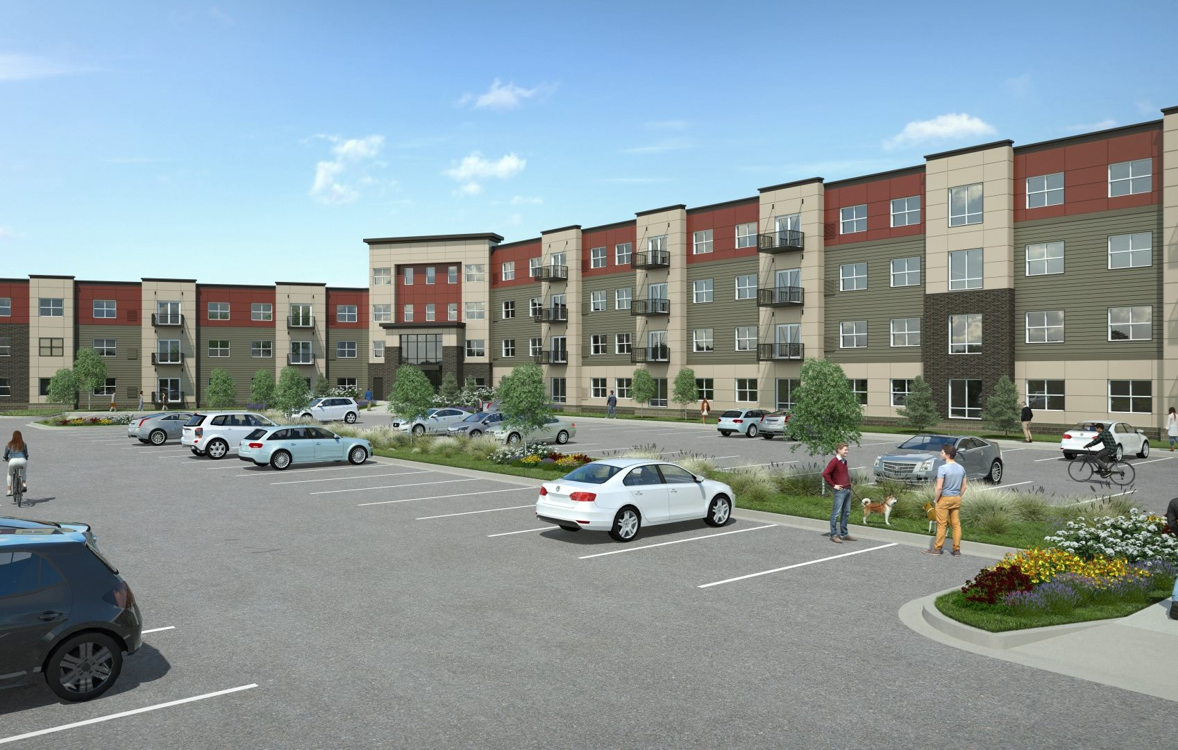 Apartments In Shakopee Mn The Sixton