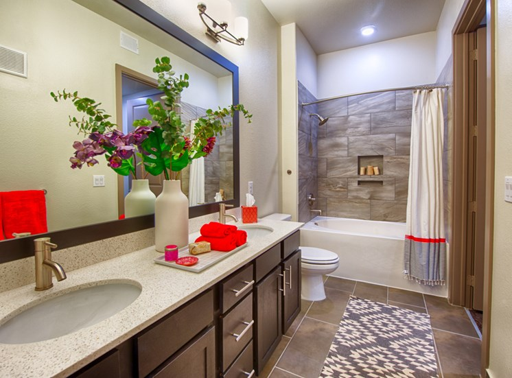 bathroom apartments in memorial houston