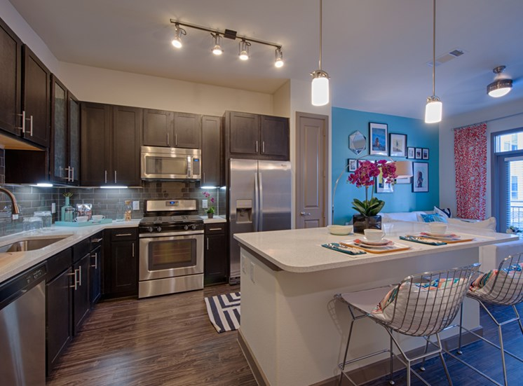 kitchen apartments in memorial houston