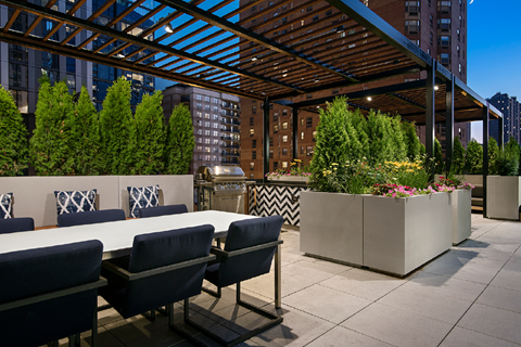 Resort Style Community at One East Delaware, Chicago, IL