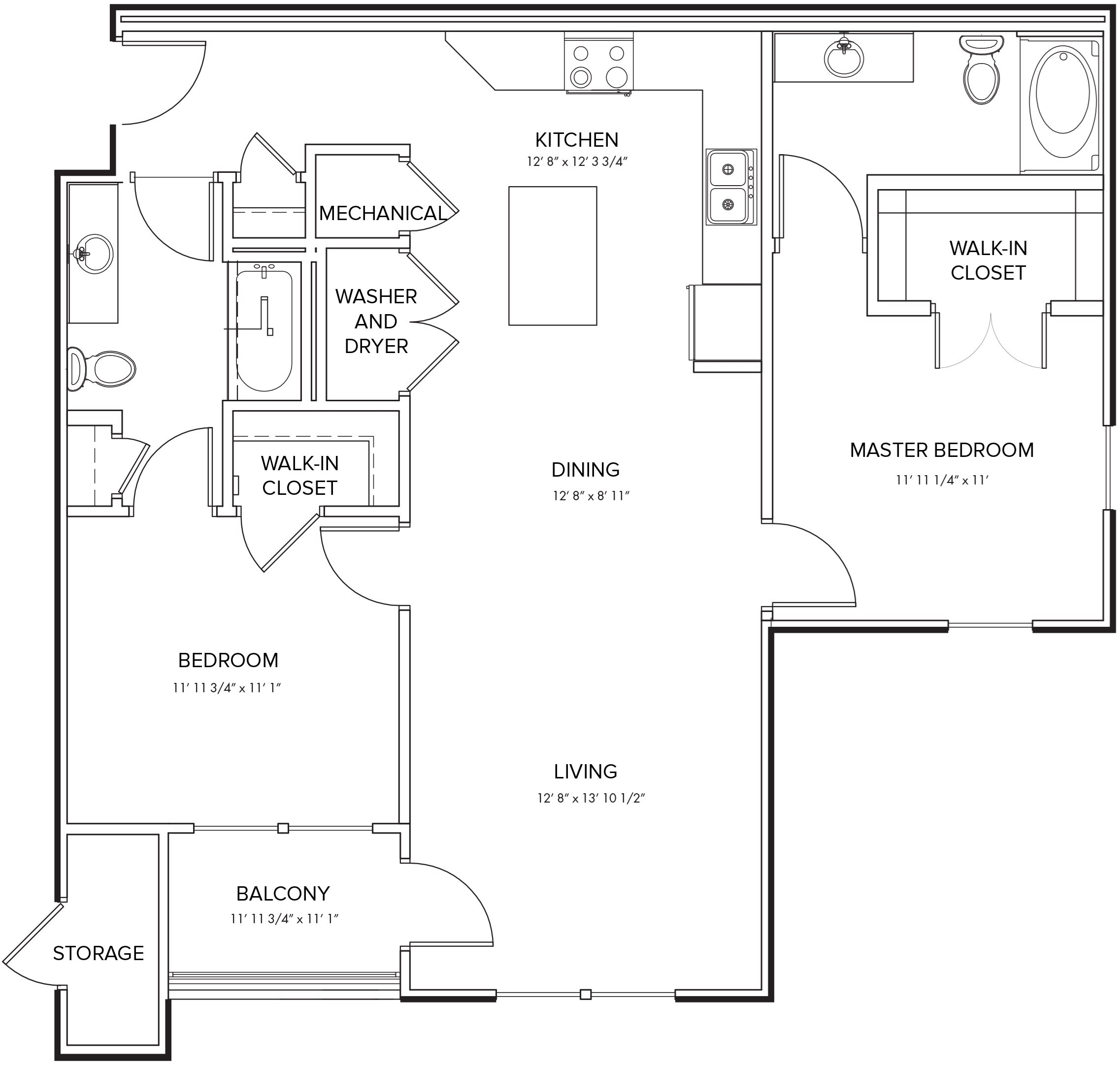 Floor Plans Of Palms At Magnolia Park In Riverview, FL