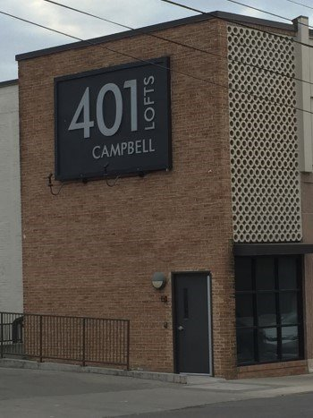 401 Campbell Avenue Studio-2 Beds Apartment for Rent Photo Gallery 1